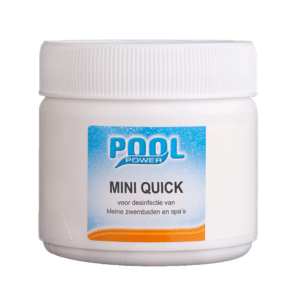 Chloortabletten mini Quick