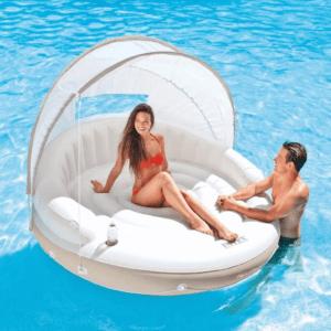 lounge canopy island