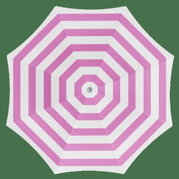parasol pink stripes