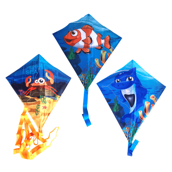 Vlieger Sea Life 70 cm