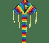 regenboog vlieger