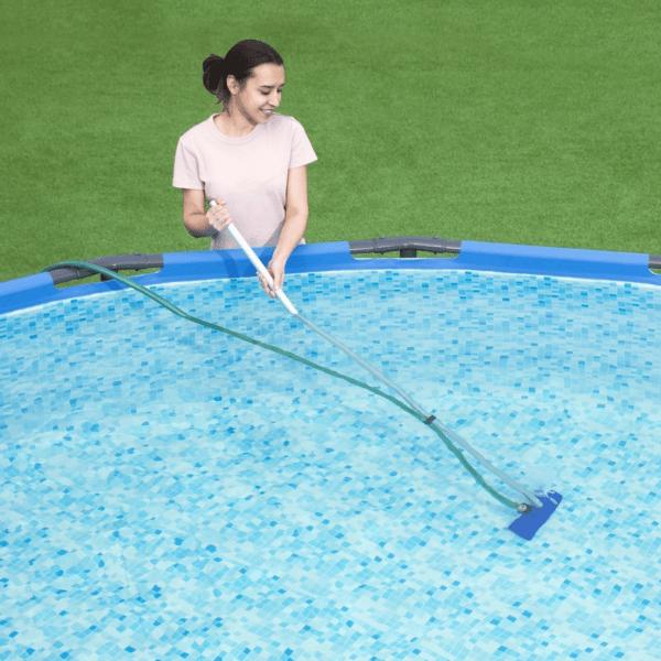 Zwembad schoonmaak set
