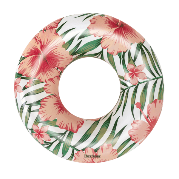 zwemband palm tree 119 cm