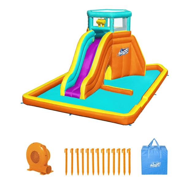 Waterpark H2oGO! Tidal Tower Mega
