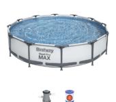 framebad steel pro max 366 x 76 cm