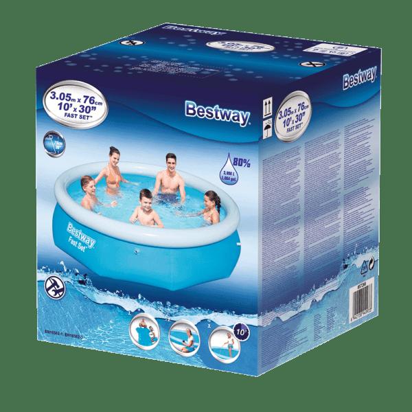 Zwembad Fast Set 305 x 76 cm