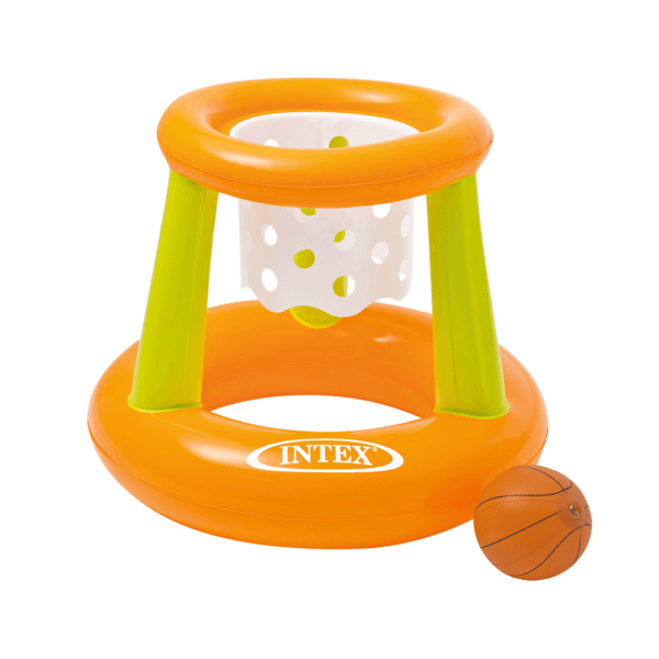 Opblaas Basketball Set