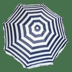 Parasol Navy blue 180 cm
