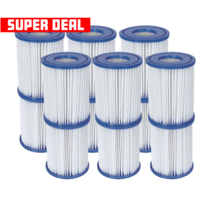 Filter cartridge II - 6 sets