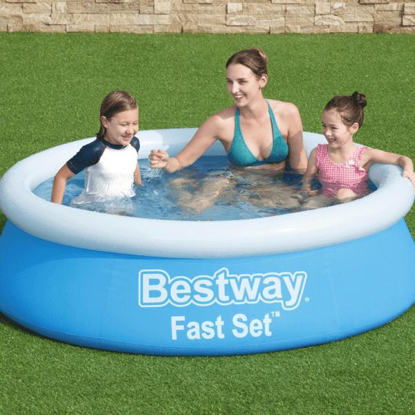 Zwembad Fast Set 183x51 cm