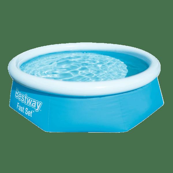 Zwembad fast set 244 x 66 cm