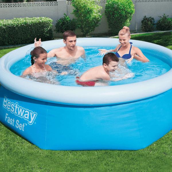 Zwembad Fast Set 244x66 cm