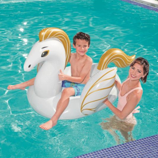 Opblaas Pegasus 159 x 109 cm