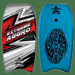 Bodyboard Extreme Aggro Slickbottom