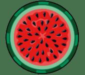 Strandlaken Watermeloen