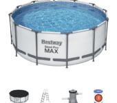 Steel Pro Max zwembad 366x122 cm (set)