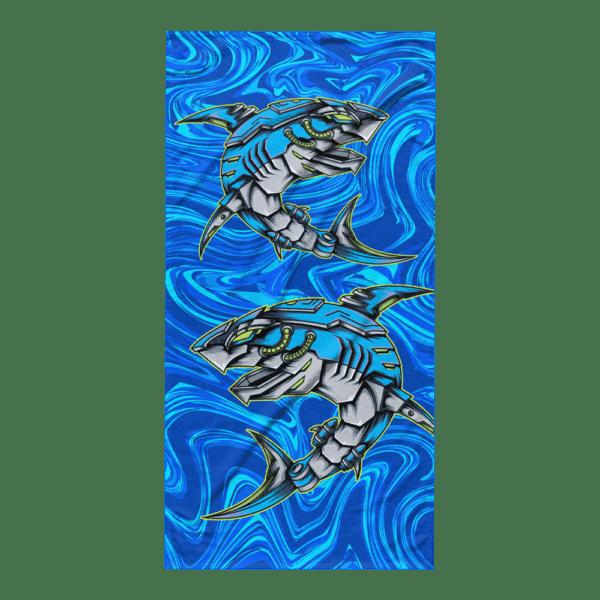Strandlaken Shark
