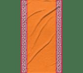 Strandlaken Mykonos Orange