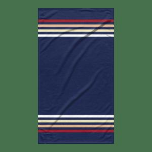 Strandlaken Maritime Stripes