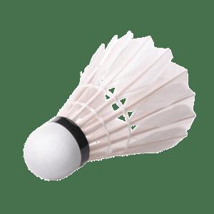 Badminton shuttle veer