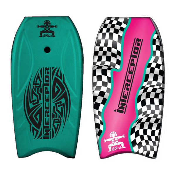 Bodyboard Checkered Slickbottom