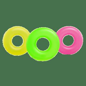 Zwemband neon frost tube