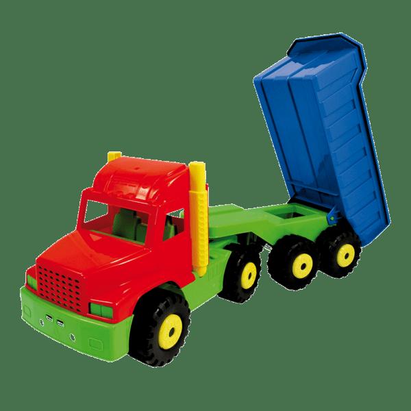 Kiepvrachtwagen