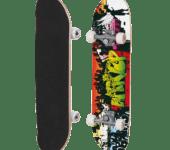 Skateboard tribe